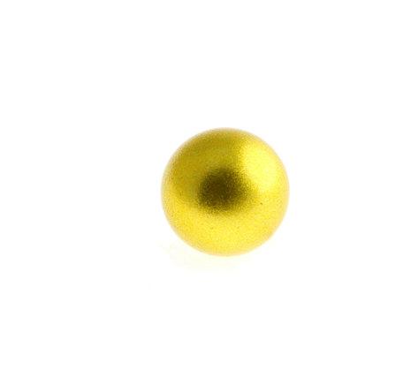 Klankbol 16mm Goud