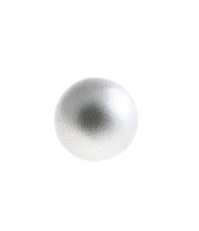 Klankbol 16mm Zilver