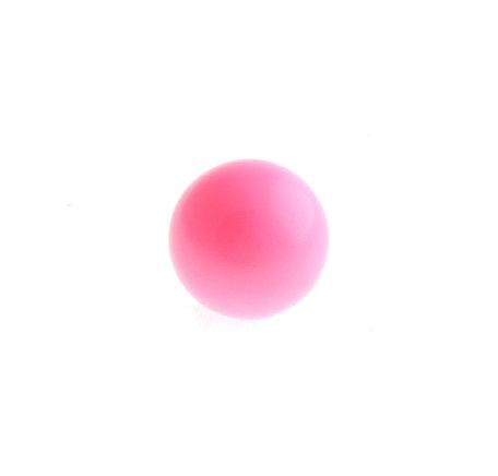 Klankbol 16mm fluo roze