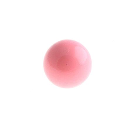 Klankbol 16mm roze