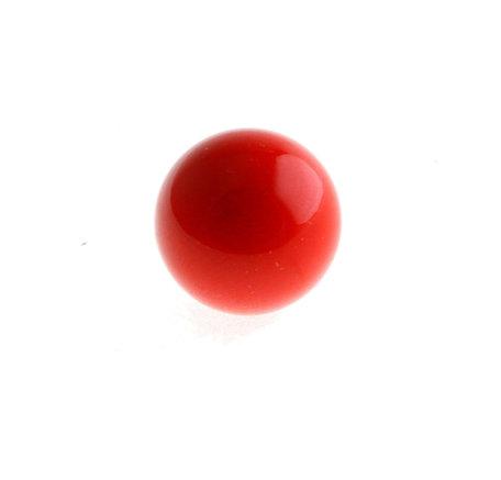 Klankbol 16mm Rood