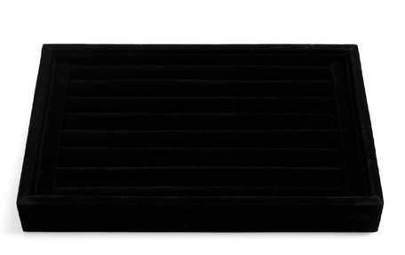 Display Ringen Fluweel 23x14.5cm
