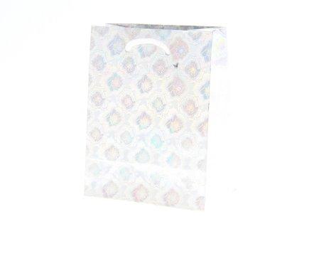 Kadotasjes MIX PAK, 11,5x14,5x6,5 12stuks, BxHxD  prijs per 12 stuks