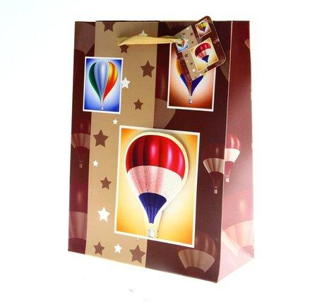 Kadotasjes, 18x24x8cm 12stuks, BxHxD  prijs per 12 stuks