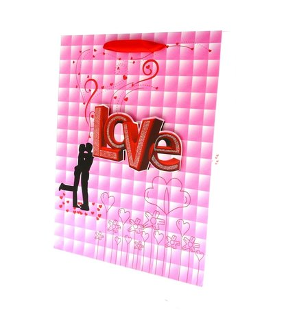 Gift bags, 26x32x10cm 12 pieces, WxHxT price per 12 pieces