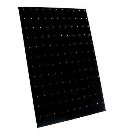 Display Voor 132 Piercings Fluweel 48.5 CM Hoog