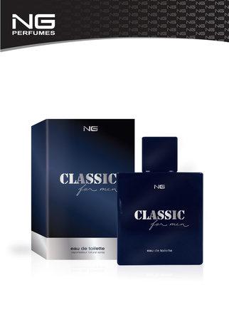 CLASSIC FOR MEN parfums