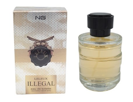 LELEUX ILLEGAL 100ml parfums