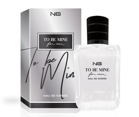 To Be Mine For Men - 100ml  - Eau de Toilette - NG Parfums