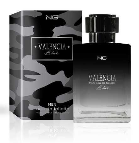 Heren Parfums - Valencia Black - Eau De Toilette 100ml - NG