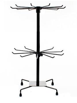 Display molen Zwart 75 CM HOOG