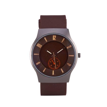 Quartz Watch - Brown & Black
