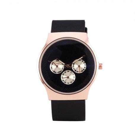 Quartz Horloge - Blauw & Rosé