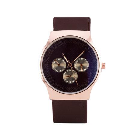 Quartz Horloge - Rood & Rosé
