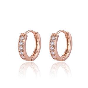 XUPING Earrings - Rosé Gold