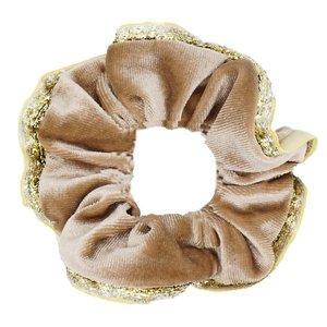 Velvet Scrunchie Vanille