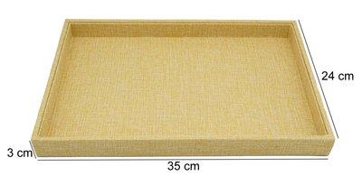 Sieraden Display Bamboe-Look 1 Groot Vak