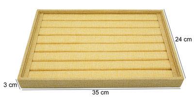Sieraden Display voor Ringen Bamboe-Look