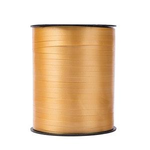 1 x Krullint 5 mm x 500 mtr., Kleur Oranje