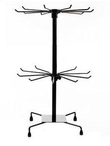 Display molen Zwart 52 CM HOOG