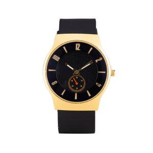 Quartz Horloge (35mm) - Zwart & Goud