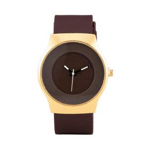 Quartz Horloge (35mm) - Rood & Goud