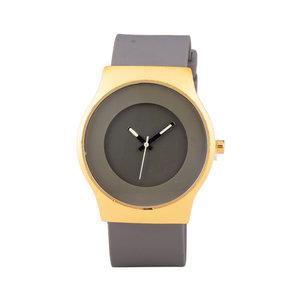 Quartz Horloge - Zilver & Goud