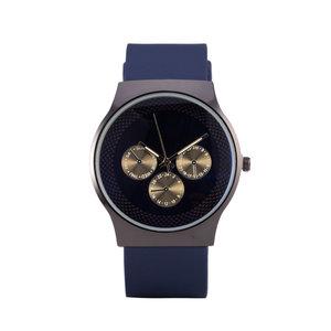 Quartz Watch - Black & Blue