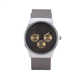 Quartz Horloge - Grijs & Zilver