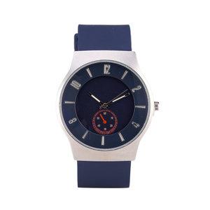 Quartz Watch - Blauw & Silver