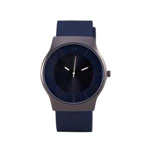 Quartz Horloge - Zwart & Blauw