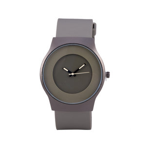 Quartz Watch - Black & Grey